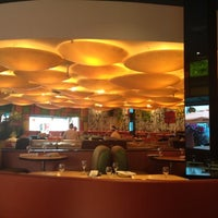 Photo taken at SUSHISAMBA dromo by Ania M. on 11/29/2012
