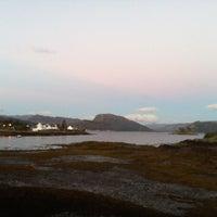 Photo taken at Plockton Harbor by Saba on 10/13/2013