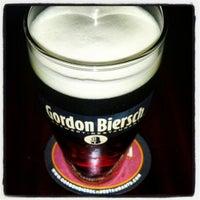 Photo taken at Gordon Biersch Brewery Restaurant by Jason C. on 12/2/2012