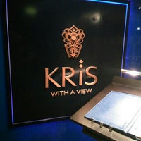 Photo taken at Kris with a view by Clint M. on 5/6/2016