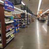 Photo taken at Dillons by Brian S. on 3/23/2016