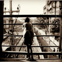 Photo taken at Chembur Railway Station by Nameet P. on 2/21/2013