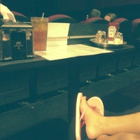 Photo taken at Cinebarre by Pinky on 7/6/2013
