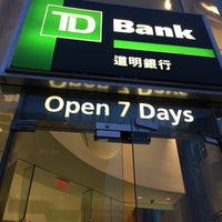 Photo taken at TD Bank by dindin on 12/8/2014