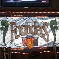 Photo taken at Founders Brewing Co. by Randy S. on 6/28/2013
