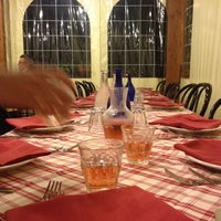 Photo taken at Osteria Ma.Si. by Elena C. on 9/21/2013