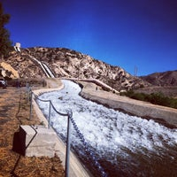 Photo taken at Los Angeles Aqueduct by JoJo P. on 11/8/2014