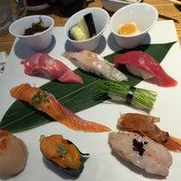 Photo taken at Umegaoka Sushi no Midori by Yoko on 7/31/2015