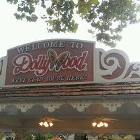 Photo taken at Dollywood by John H. on 10/6/2012