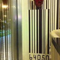 Photo taken at Barcode shisha by Imran S. on 12/7/2012