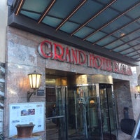 Photo taken at Grand Regina Hotel by Imran S. on 1/1/2014