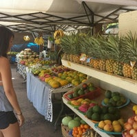 Photo taken at Kahuku Land Farms Fruit Stand by Ash on 8/20/2015