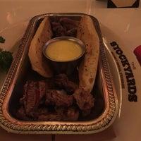 Photo taken at Stockyards Steakhouse by Terri S. on 8/25/2016