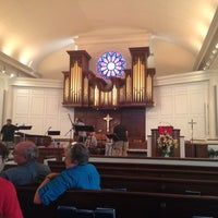Photo taken at River Road Presbyterian Church by Beau S. on 7/16/2013