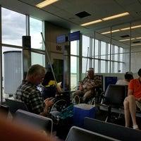 Photo taken at Gate B5 by David on 7/8/2016