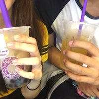 Photo taken at Chatime by Dennica D. on 9/18/2015