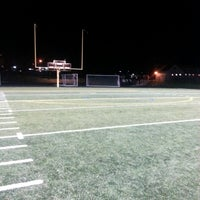 Photo taken at Boulder High School Stadium by Mary H. on 11/9/2013