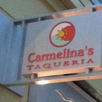 Photo taken at Carmelina's Taqueria by Regina R. on 3/6/2014