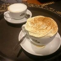 Photo taken at Caffè Nero by Calum D. on 7/28/2016