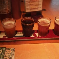 Photo taken at Sunday River Brewing Company by Morgan C. on 10/3/2012