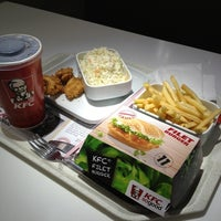 Photo taken at Kentucky Fried Chicken by Alex I. on 2/23/2013