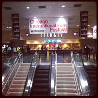 Photo taken at AMC River East 21 by Deloy C. on 10/14/2012
