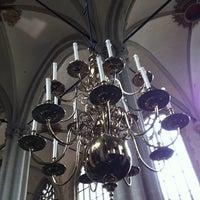 Photo taken at De Nieuwe Kerk by Farida Salvadorovna on 9/14/2012