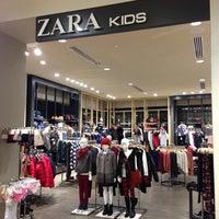 Photo taken at Zara by Jee Eun P. on 11/12/2013