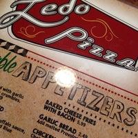Photo taken at Ledo Pizza by Jennifer B. on 4/19/2016