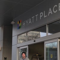 Photo taken at Hyatt Place Madison/Downtown by Super M. on 4/21/2013