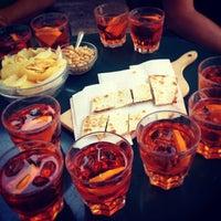Photo taken at Bar Sport da Giorgio by Francesco F. on 8/18/2013