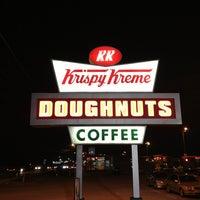 Photo taken at Krispy Kreme Doughnuts by Edwin C. on 3/29/2013