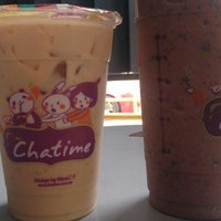 Photo taken at Chatime by Amirah A. on 9/10/2015