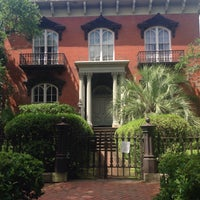 Photo taken at Mercer Williams House by Megan S. on 9/9/2015