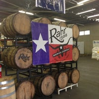 Photo taken at Rahr & Sons Brewing Co. by Cam G. on 3/19/2013