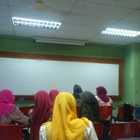 Photo taken at Fakulti Sains Komputer Dan Matematik UiTM by Mohammad E. on 4/29/2013