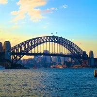 Photo taken at Sydney Harbour Bridge by Antonio D. on 12/27/2012