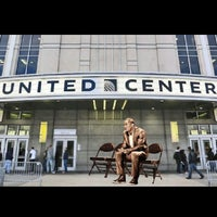 Photo taken at United Center by Chaun H. on 5/3/2013
