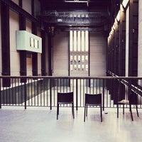 Photo taken at Tate Modern by Thomas P. on 4/16/2013