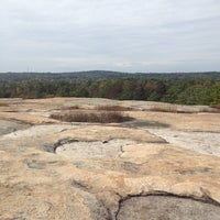 Photo taken at Arabia Mountain Trail by Yolanda S. on 10/27/2013