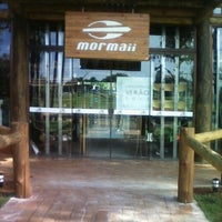 Photo taken at Mormaii Surf Bar by Mariana P. on 2/22/2013