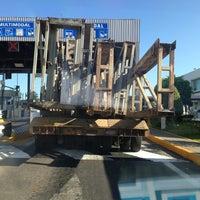Photo taken at Caseta De Cobro Puente Tampico by PcSita M. on 6/1/2013