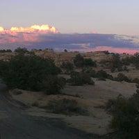 Photo taken at Lion's Wilderness Amphitheater - PRCA by Scott M. on 8/4/2013
