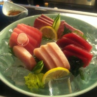 Photo taken at Aki Japanese Restaurant by Ray L. on 2/17/2013