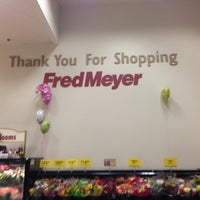 Photo taken at Fred Meyer by Stewy ®. 🕟-10 on 5/8/2013