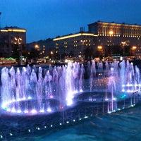 Photo taken at Московская площадь by Sergei B. on 9/27/2012