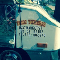 Photo taken at El Cajon Blvd Market by Sam M. on 4/2/2015