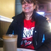 Photo taken at Beanwood Cafe by Phil M. on 1/26/2013