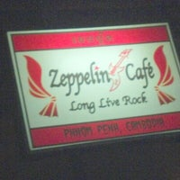 Photo taken at Zeppelin Bar by Miguel S. on 10/23/2012
