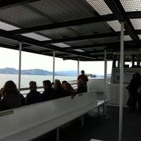 Photo taken at Alcatraz Islander by Cynthia F. on 4/25/2013